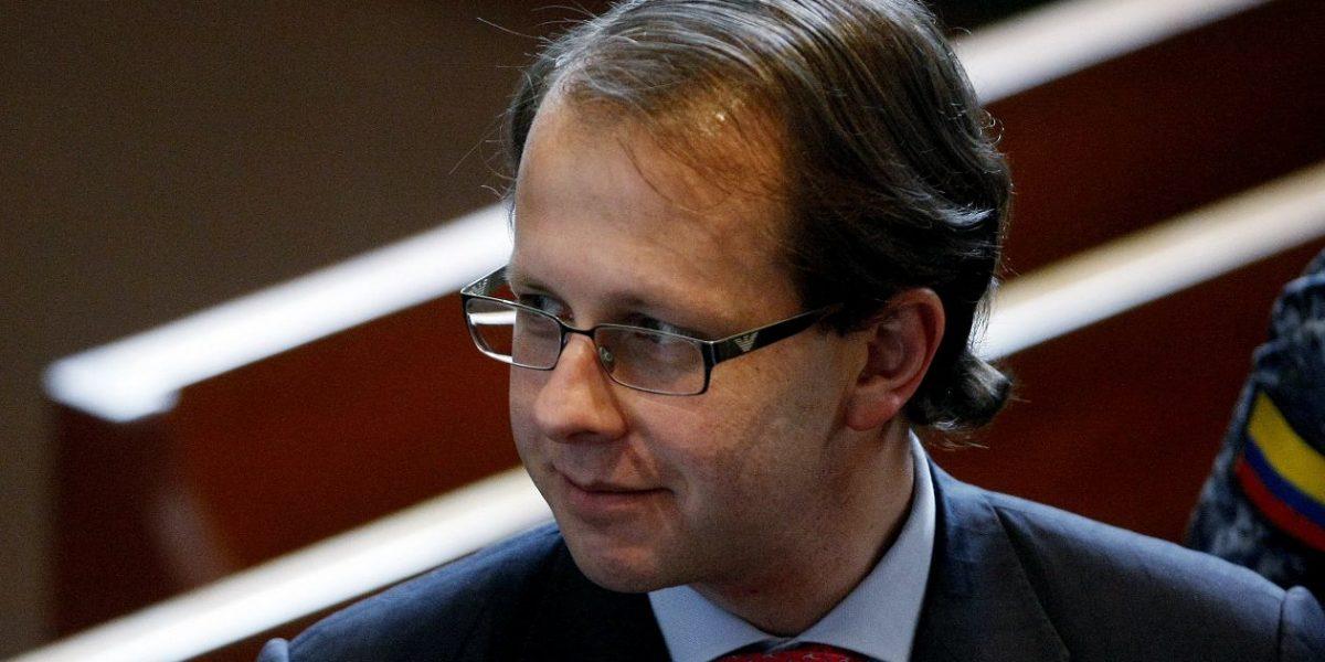 La respuesta de la Cancillería por el video de Andrés Felipe Arias