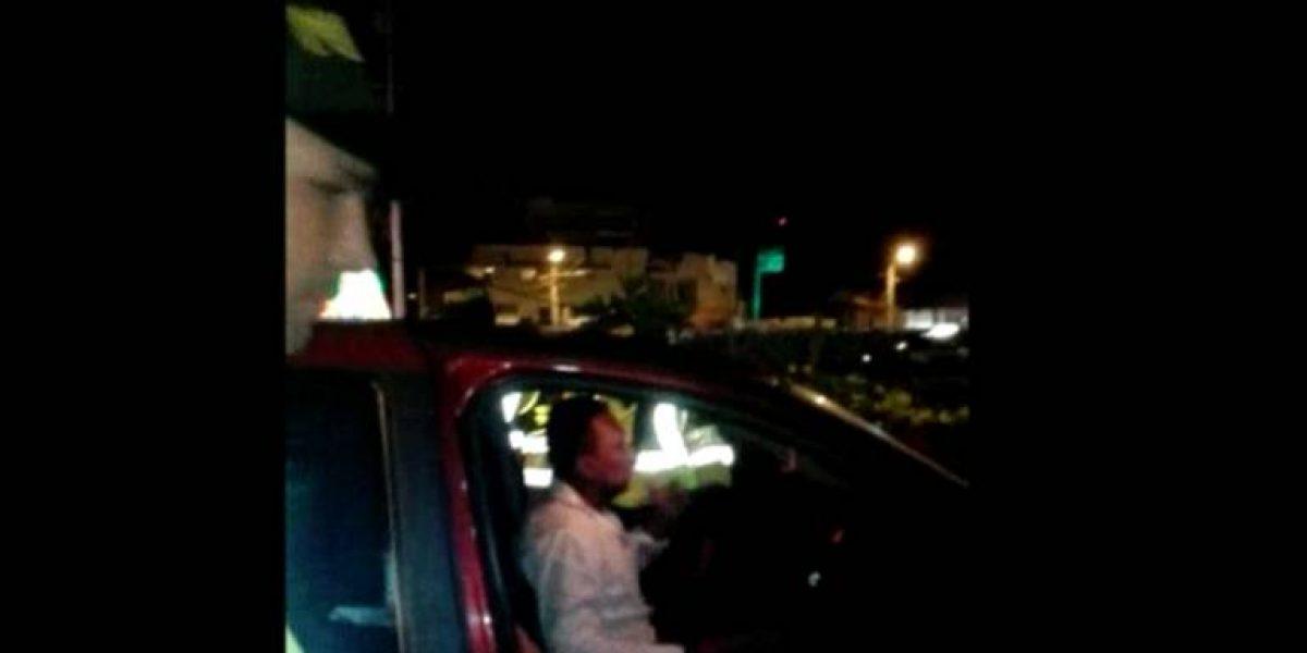 Detienen a docente conduciendo ebrio en Cartagena