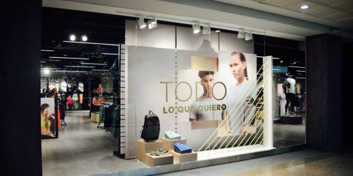 Adidas abrió su primer Brand Center en Colombia