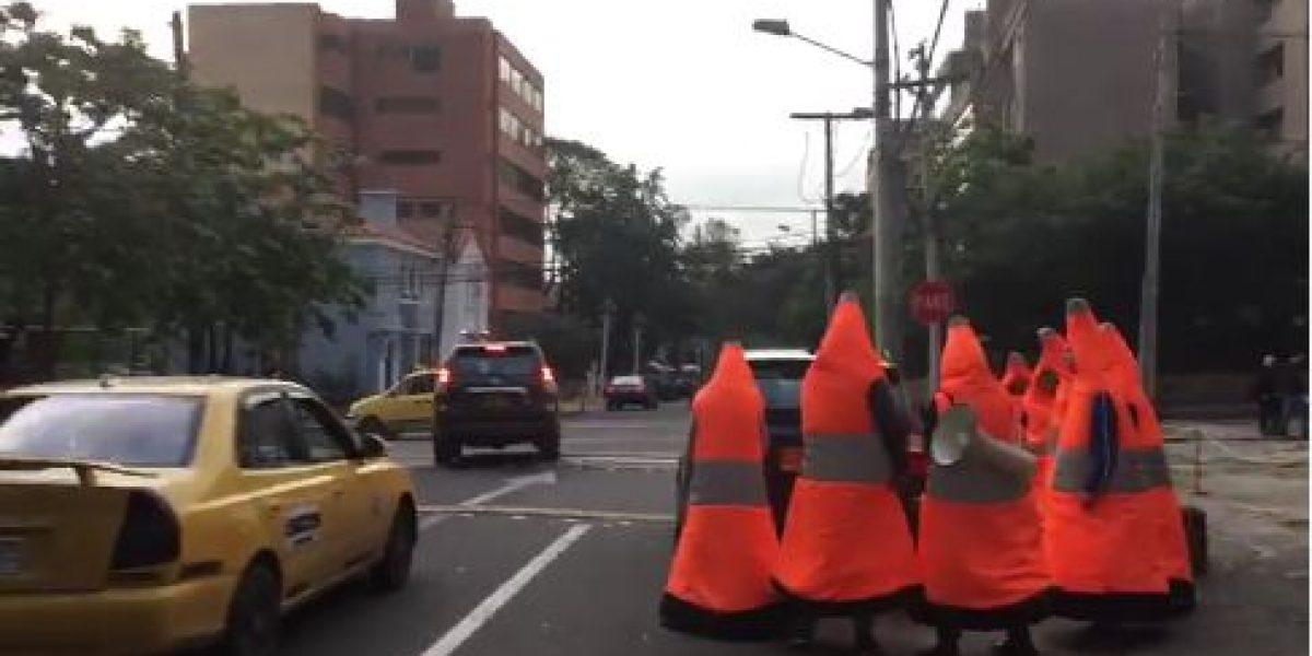 Ojalá no se encuentre con el 'poder del cono' en Bogotá