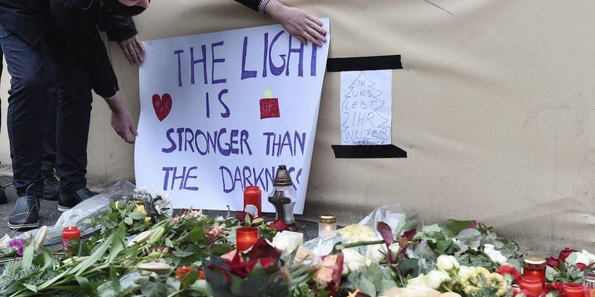 Ministro alemán confirma que detenido atentado es un refugiado paquistaní