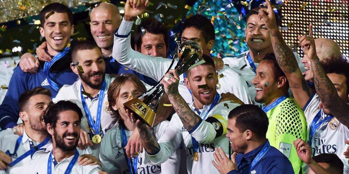 Reducen la sanción al Real Madrid, ahora podrá fichar en el verano