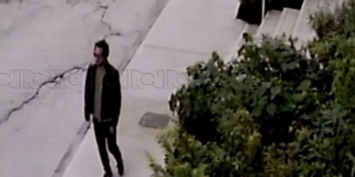 Nuevo video de seguridad muestra lo que hizo Rafael Uribe Noguera y su familia