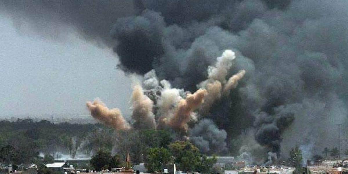 Más de 20 muertos y 70 heridos en explosión en mercado mexicano de pirotecnia