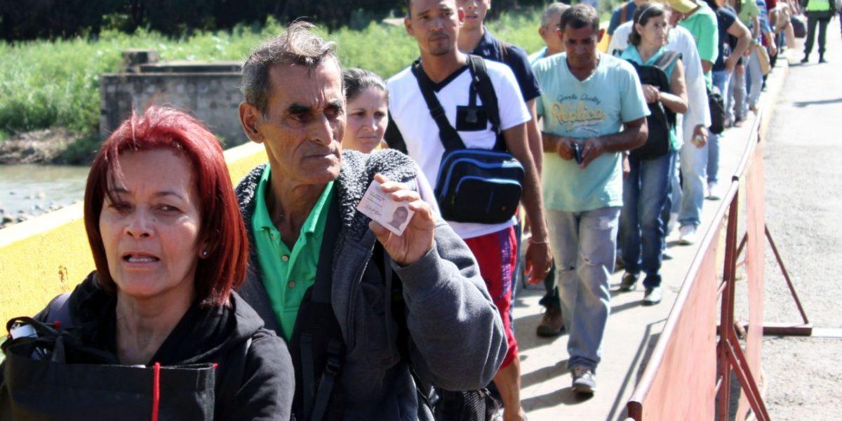 Una llamada fue la solución para ocho días de cierre en frontera colombo-venezolana