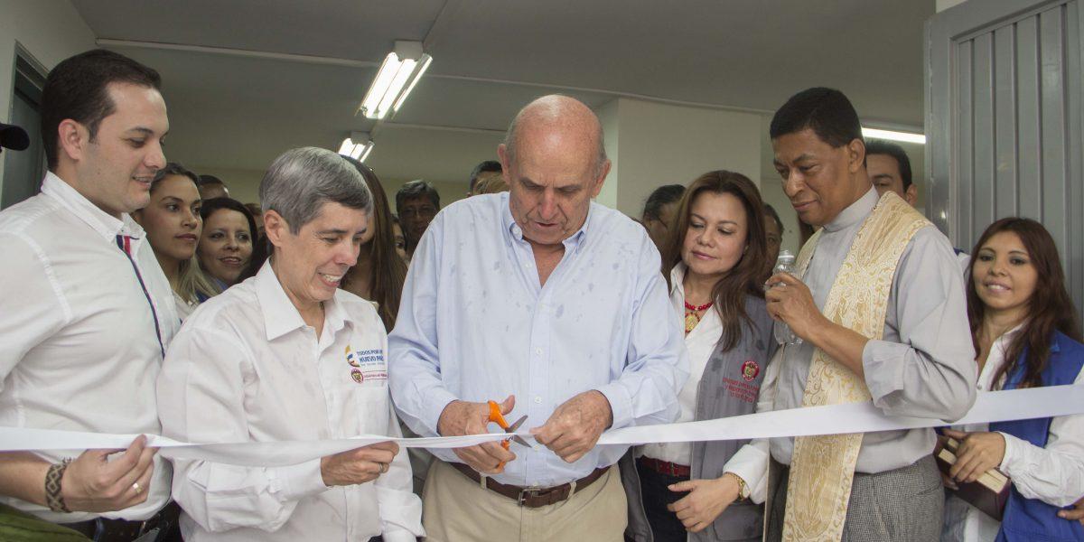 Inauguran Centro Regional de Atención a Víctimas en Cali