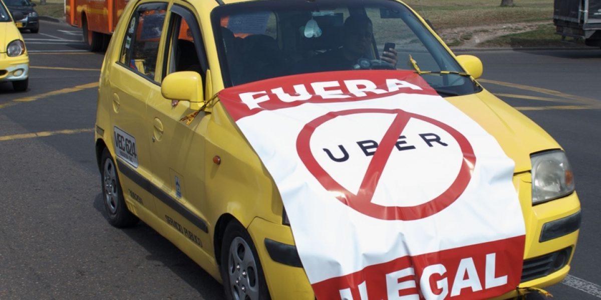 Nesko, la herramienta de los taxista para competir con Uber