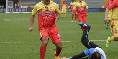 Primer Día del Fútbol Bogotano. Imagen Por: Juan Pablo Pino - Publimetro
