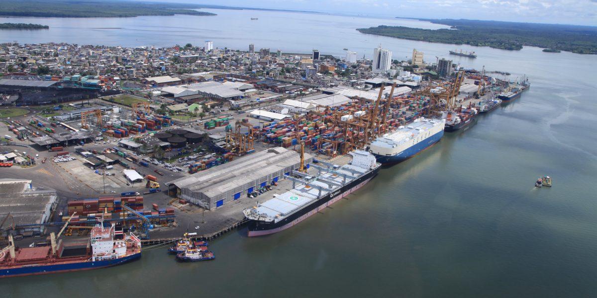 Adjudican multimillonario contrato para el dragado del Puerto de Buenaventura