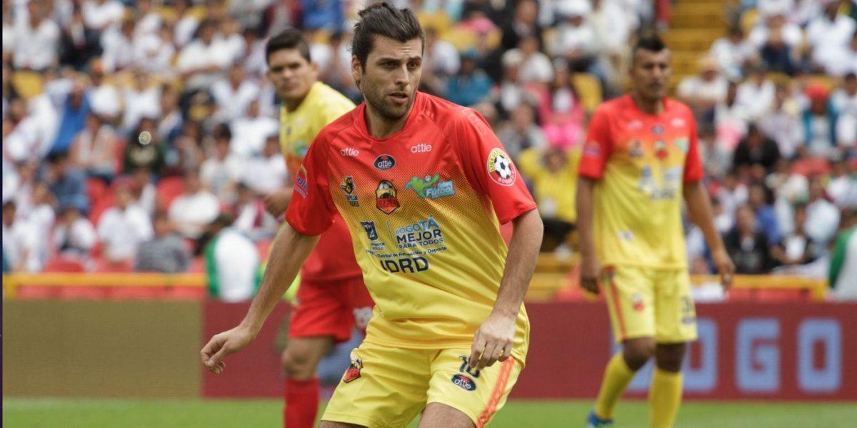 ¿Qué pasó con Juan Carlos Toja de Santa Fe y la Sub20 de Colombia?