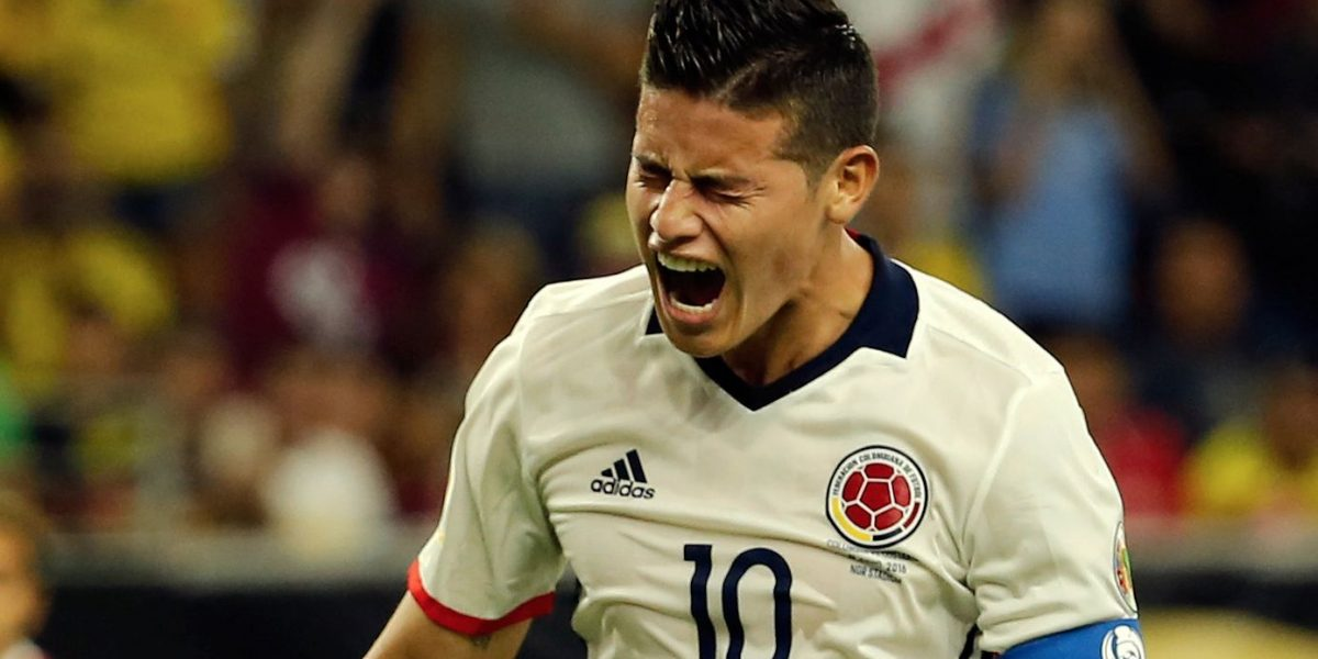 Encuesta apoya la venta de James Rodríguez por Real Madrid