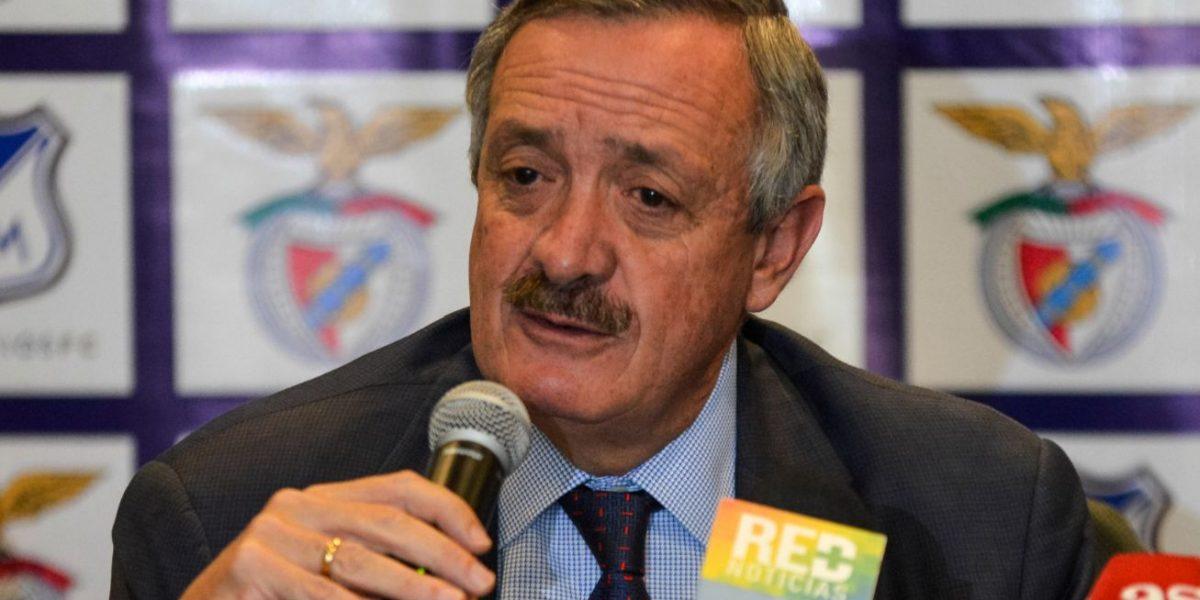 Enrique Camacho habló de la salida de Diego Cocca de Millonarios