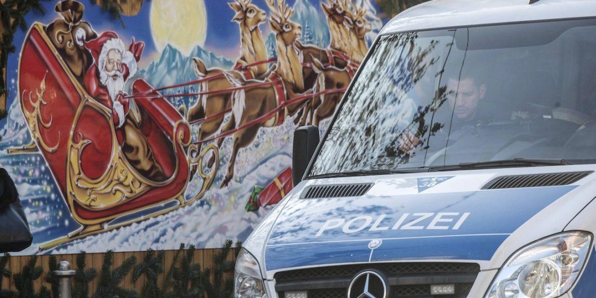 Huellas dactilares de Amri en camión del ataque de Berlín, según medios