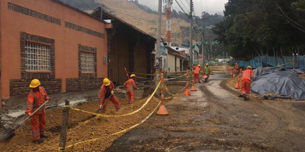 IDU reinicia la construcción de la Avenida La Sirena
