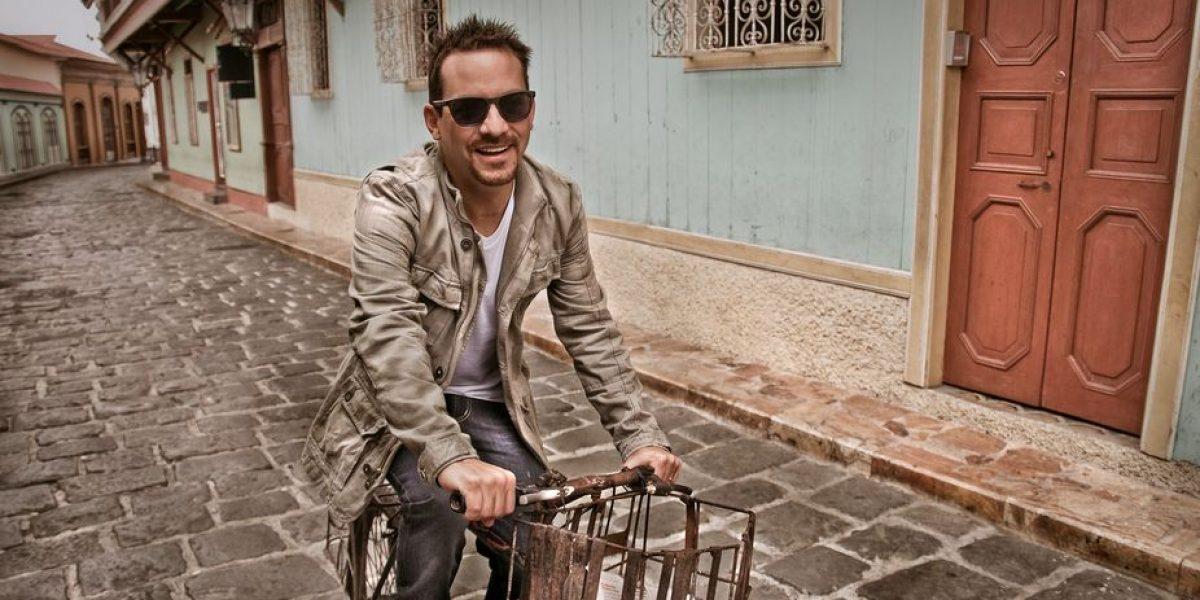 """""""Mi nuevo disco será más íntimo"""": Juan Fernando Velasco"""