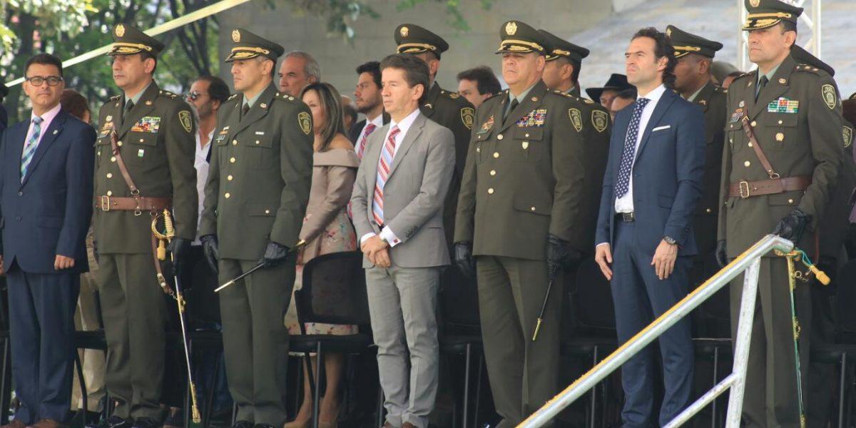 """""""Los criminales tienen que sentir la fuerza de la autoridad"""": Federico Gutiérrez"""