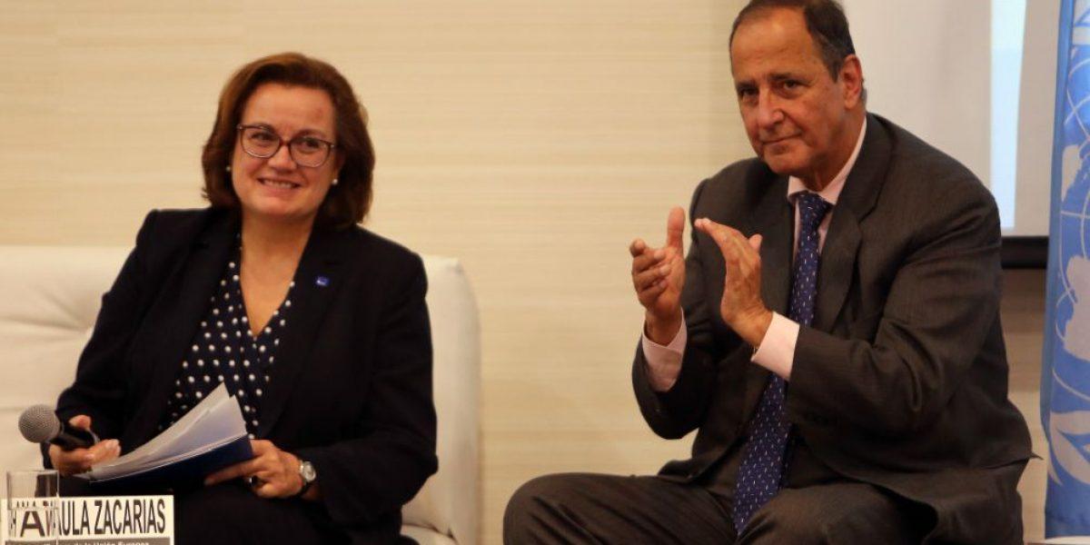Juan Camilo Restrepo y sus dudas con la reforma tributaria
