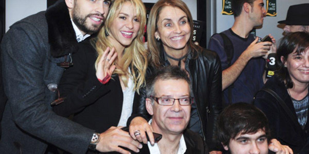 Esperan llegada de Shakira y Piqué a Barranquilla