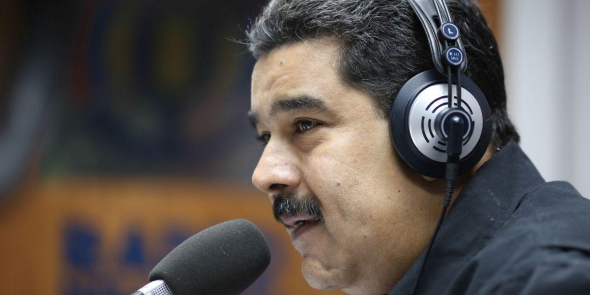 Maduro dice que se está preparando una