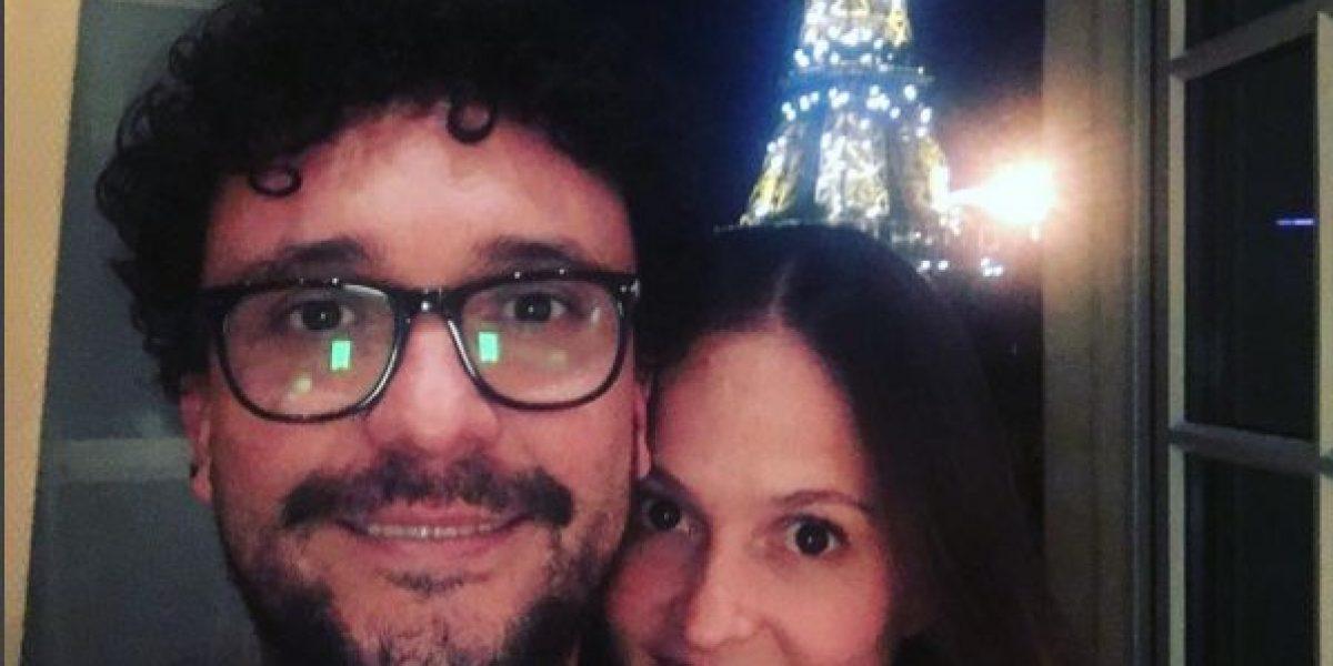Andrés Cepeda se casará con Elisa Restrepo