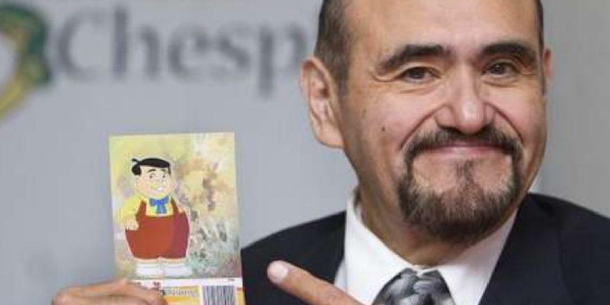 Édgar Vivar: preocupación por la salud del señor Barriga
