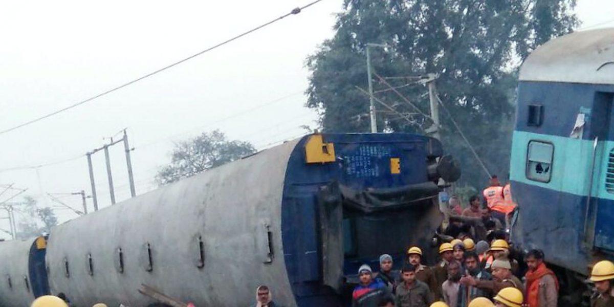 5 muertos y 34 heridos al chocar un tren y un autobús en Túnez