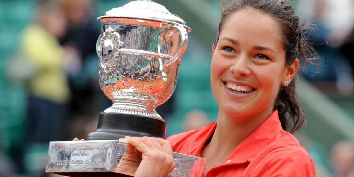 La serbia Ana Ivanovic se retira del tenis profesional