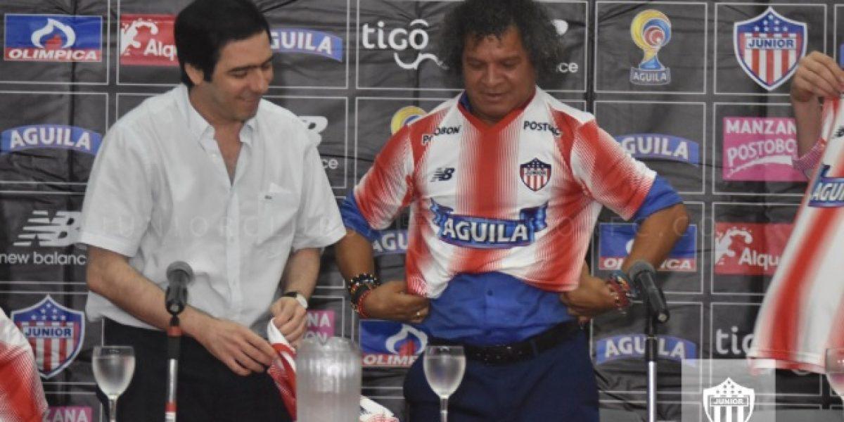Atlético Junior abrochó su sexto refuerzo y va por más