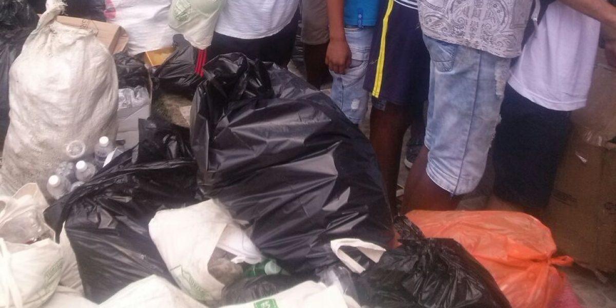 Hasta este viernes podrán circular bolsas de 30 centímetros en Colombia