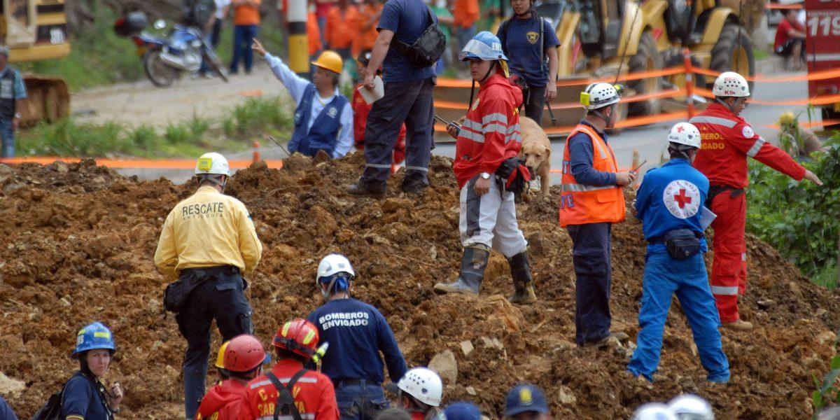 Cierre total de la vía que comunica a Medellín con Bogotá