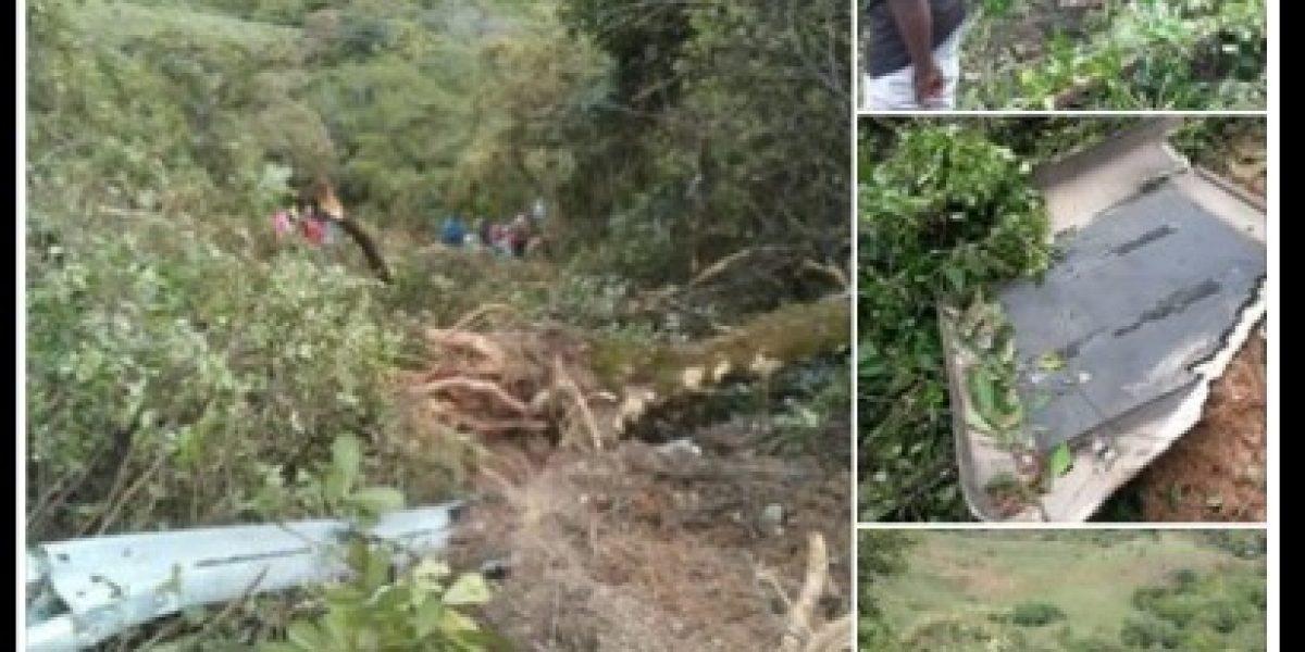 Accidente en la vía Popayán - Pasto