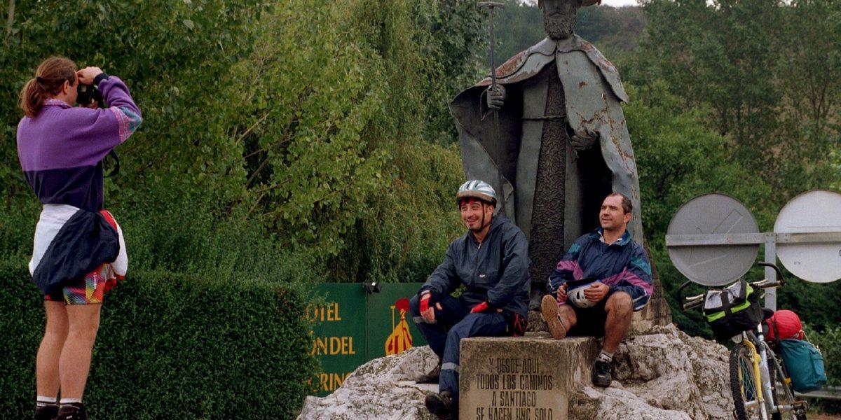 El Camino de Santiago bate récord de peregrinos, más de la mitad extranjeros