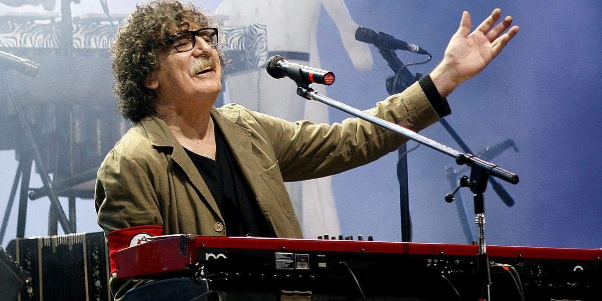 Músico argentino Charly García recibe alta médica después de 3 días internado