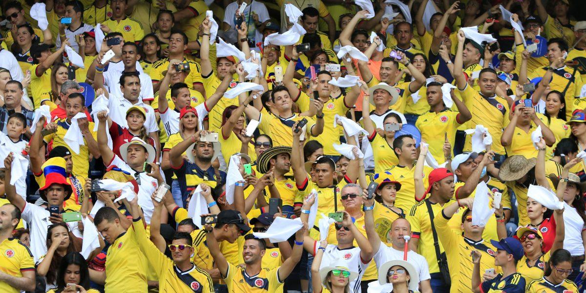 Colombia ganadora en los premios de