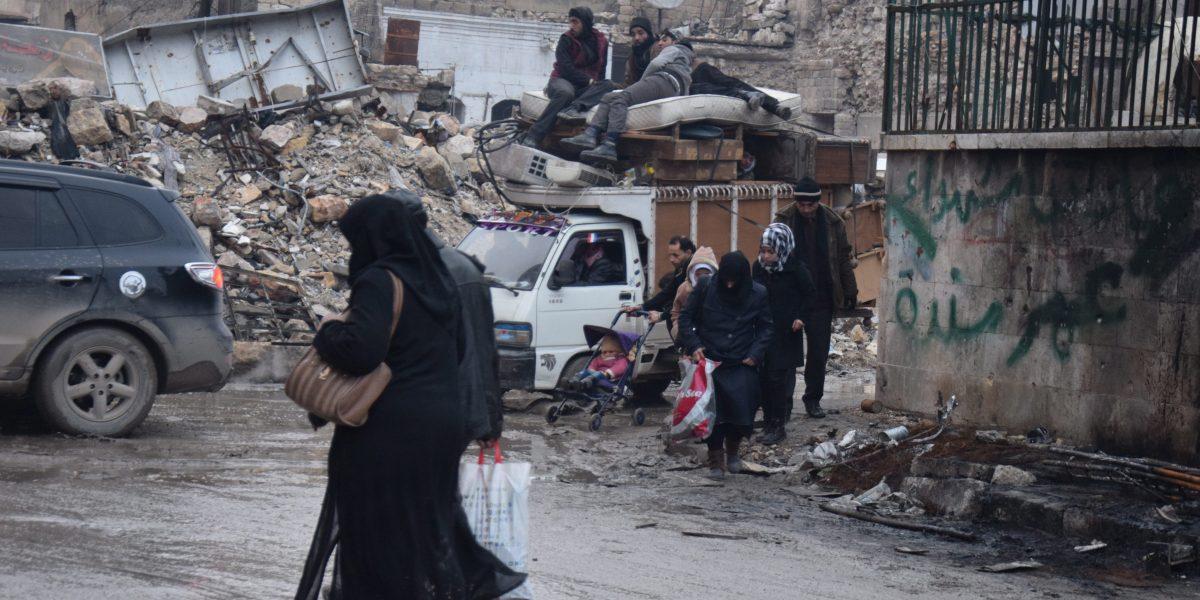 Guerra en Siria ha dejado 60.000 muertos en 2016, según el informe de una ONG