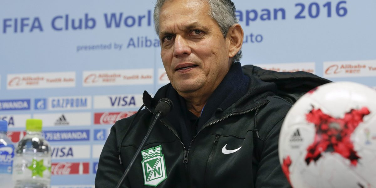 Reinaldo Rueda es elegido como el mejor técnico de América Latina