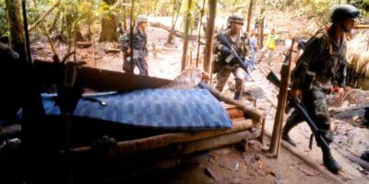 Dos muertos habría dejado enfrentamiento entre las Farc y guerrilleros disidentes
