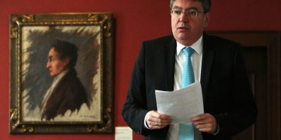 Ministro de Hacienda se reunirá en N.York con firmas calificadoras
