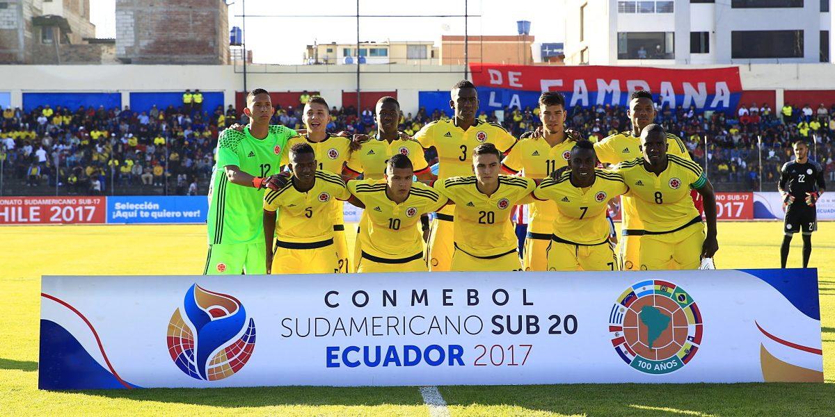 Venezuela Sub 20 Contra Ecuador Sub 20: Ver Ecuador Vs Colombia En Vivo Sub 20 Sudamericano 20 De
