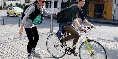 Escuela de idiomas prohibió que sus profesores llegaran en bicicleta el Día sin carro