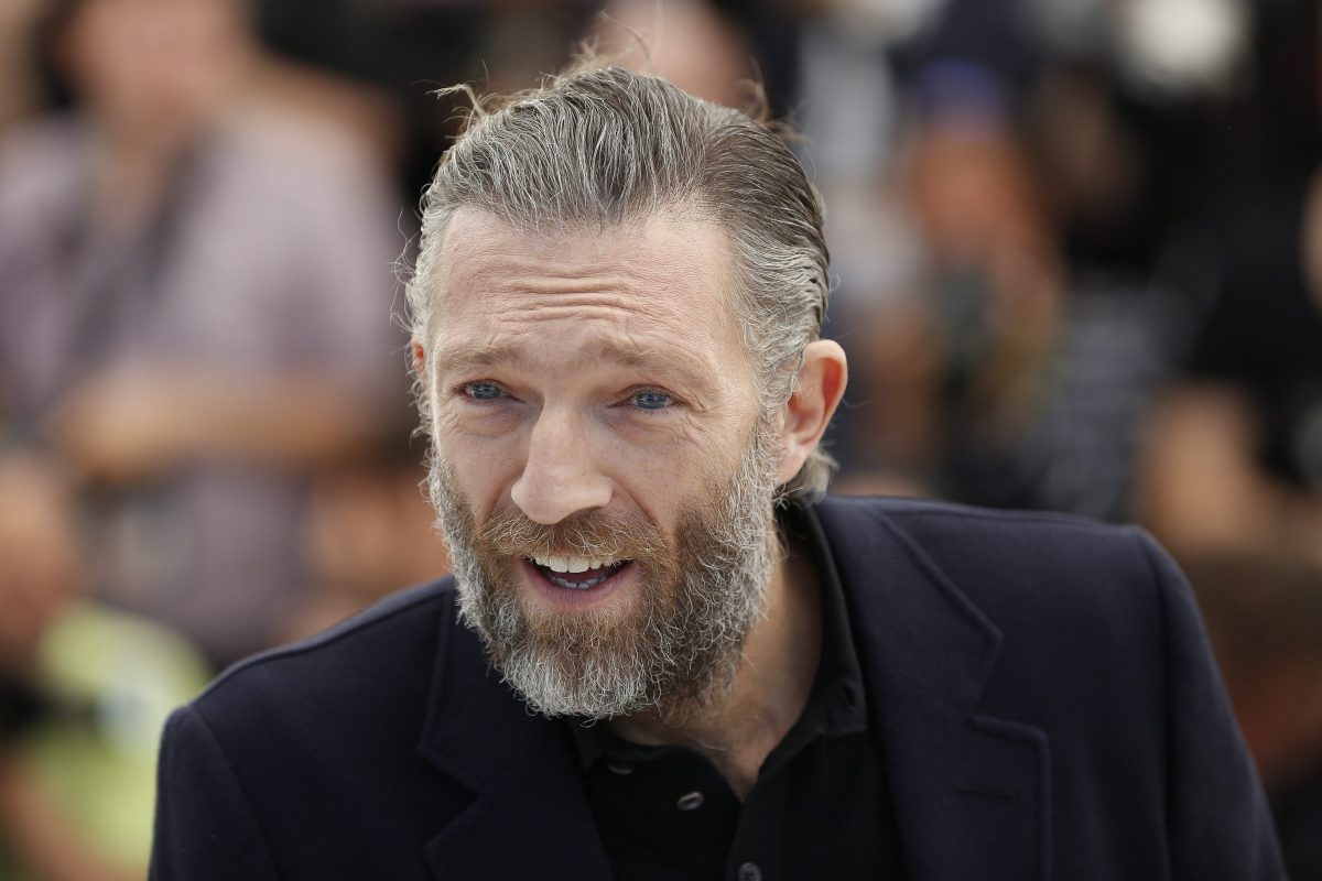 El actor Vincent Casse...