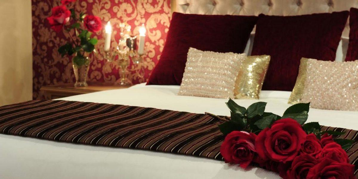 Celebra san valent n cinco tips para decorar la for Decoracion noche romantica