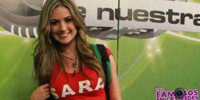 Sara Uribe sobre Fredy Guarín: