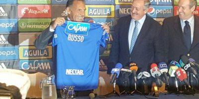 """""""No se puede jugar en un club como Millonarios sin actitud"""": Miguel Russo"""