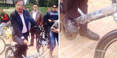 Critican a Petro por usar zapatos de casi dos millones de pesos