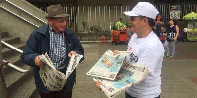 El periódico El Mundo de Medellín se transformó