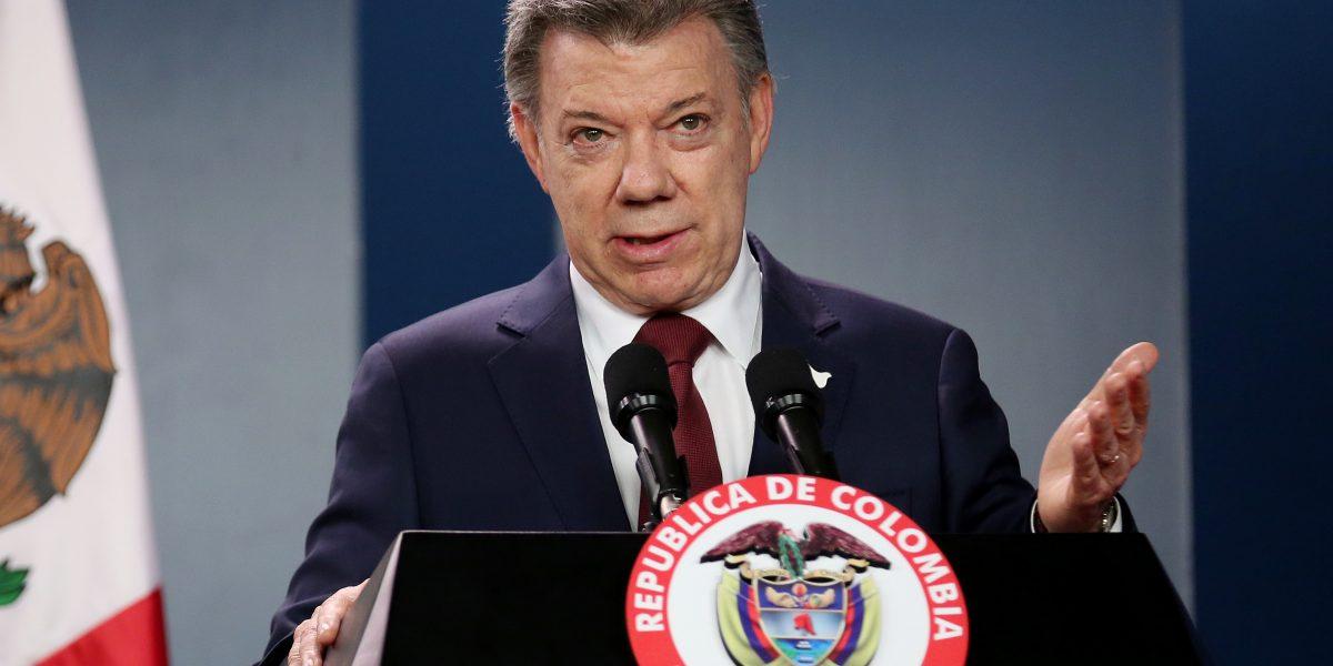 Santos dice que papa visitará Colombia con mensaje de unidad y reconciliación