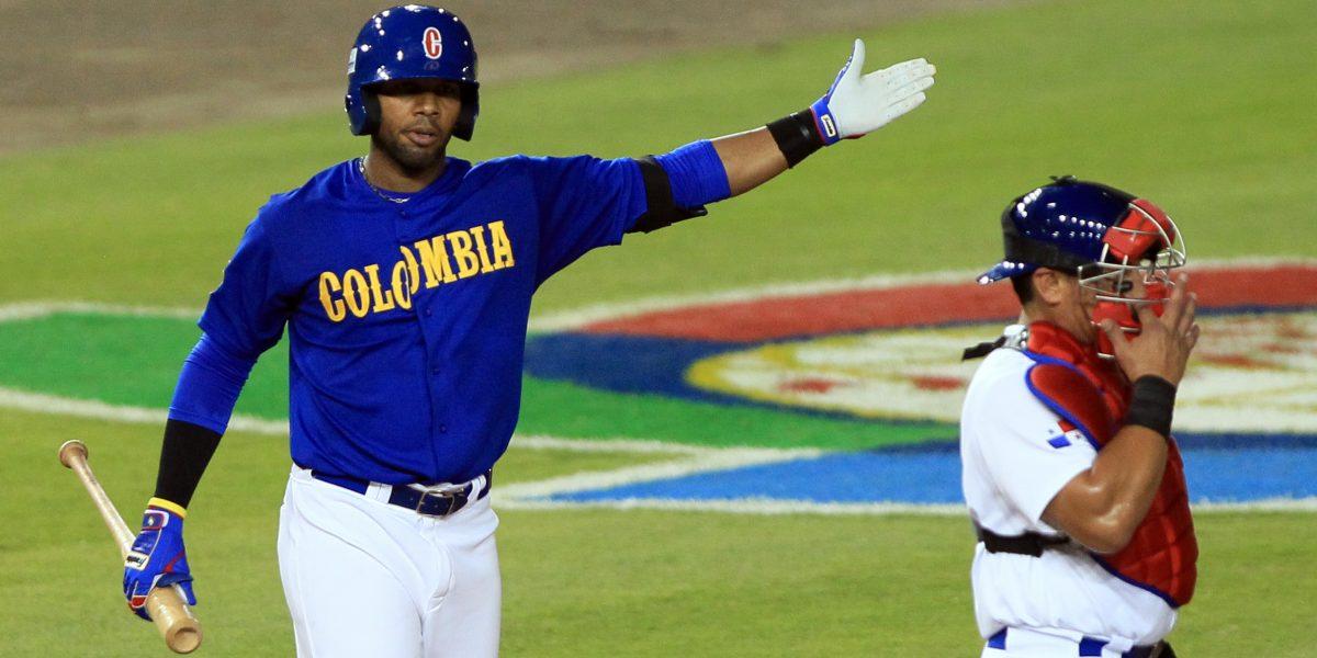 Colombia busca dar la sorpresa ante R. Dominicana en béisbol