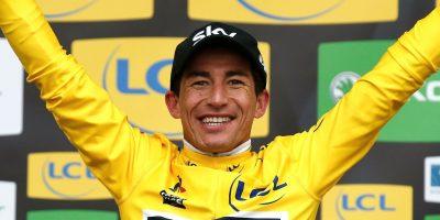¡Por 2 segundos! Henao campeón de la París-Niza sobre Contador