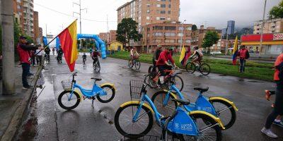 Nuevos cambios en la Ciclovía de Bogotá